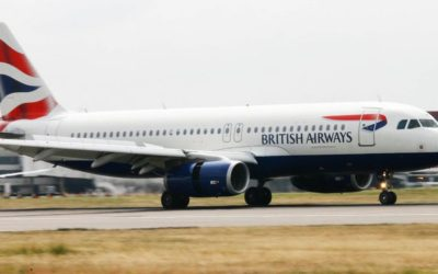 'Drone' hits British Airways plane approaching Heathrow Airport – BBC News